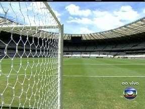 Mineirão será reinaugurado em clássico entre Cruzeiro e Atlético-MG - Chuva no dia anterior não estragou a festa do clássico mineiro para estrear o estádio da Copa das Confederações e da Copa do Mundo de 2014.