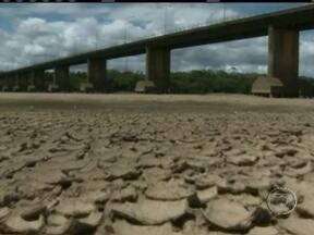 Seca afeta vida dos agricultores em Roraima - O governo já decretou estado de alerta. A maior preocupação é com o aumento das queimadas e incêndios florestais. De acordo com o Sistema de Proteção da Amazônia, não há previsão de chuva para fevereiro.
