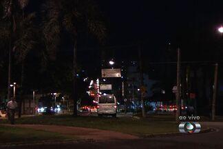 Confira como está o trânsito em Goiânia - Trânsito tranquilo no início da manhã desta segunda-feira (4), em Goiânia.
