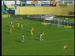 Penapolense e Mirassol perdem pela rodada do Paulistão - Pelo Paulistão, Ponte Preta venceu o Penapolense neste sábado (2) por 2x0. Já o Mirassol enfrentou o Ituano em partida também no sábado e perdeu por 1x0.