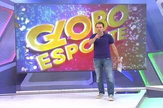 Globo Esporte SP - Bloco 3 - Bebê fenômeno do basquete, manobra radical no skate: videos curiosos da internet