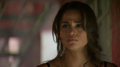 Salve Jorge - Capítulo de quinta-feira, dia 14/02/2013, na íntegra - Wanda ouve Morena confirmar sua gravidez para Waleska