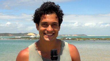 Raphael Viana comenta personagem em Flor do Caribe - Personagem passará por cima do pai para subir na vida