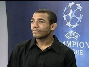 José Aldo relembra experiência como comentarista da Liga dos Campeões da Europa - Entendedor de futebol internacional, lutador aponta ainda seu favorito para a competição desse ano.