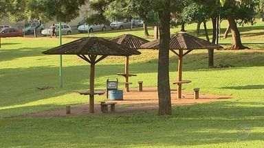 Moradores reclamam de falta de segurança em parque de Ribeirão Preto, SP - Promessa de inauguração de base da Guarda Municipal em janeiro não foi cumprida.