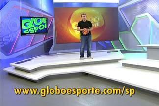 Globo Esporte SP ao vivo na Internet! - Programa pode ser visto no globoesporte.com/sp todos os dias