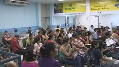 Profissionais buscam oportunidades de emprego na cidade de Manaus. - Acompanhe as expectativas de profissionias por uma vaga e quais as áreas mais promissoras