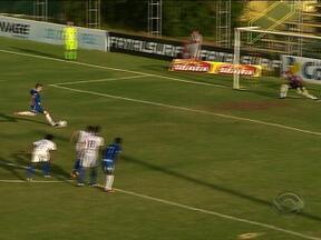 Cruzeiro afirma que não está com medo - No domingo, às 16h, o Cruzeiro enfrenta o Internacional do Campeonato Gaúcho.