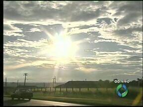Confira a previsão do tempo para os Campos Gerais - O horário de verão termina hoje em vários estados brasileiros. Saiba como vai ficar o tempo no domingo e no início da semana.