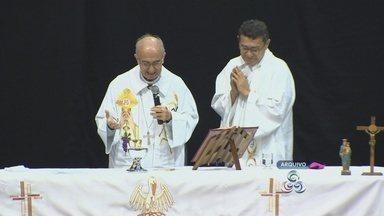 Dom Luis Soares Vieira se despede da Arquidiocese de Manaus - No próximo sábado (23), Dom Luis Soares passa a ser bispo emérito de Manaus. Neste domingo, ele se despede em uma missa que comemora os 21 anos de serviços na Arquidiocese de Manaus.