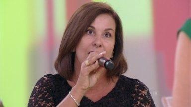 Doutora Fátima diz que a culpa atrapalha as famílias dos viciados - Médica diz que falta plano que acolha as famílias dos dependentes