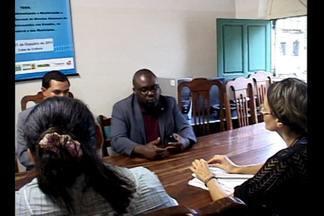 Ouvidor nacional dos direitos humanos é recebido em Altamira - Ele acompanha a transferência das vítimas de exploração sexual resgatadas semana passada.