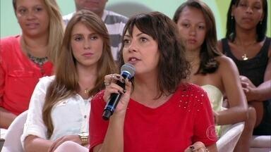 'Nunca peço dinheiro emprestado', diz Fabiula Nascimento - Atriz relembra os tempos de vacas magras