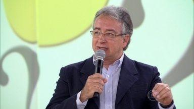 Gilberto Braga diz que há chances de uma amizade acabar por causa de empréstimo - Economista comenta a história do Quem Tem Razão de hoje