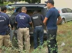 Polícia apreende 800 kg de maconha em fazenda em Conceição do Jacuípe - Droga estava pronta para ser vendida. Dois homens foram presos.