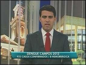 Campos vai montar novo centro de referência da dengue - Novo centro vai funcionar no hospital de Guarus