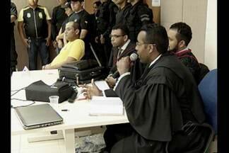 Acusado de envolvimento na morte de Ana Karina é condenado a 24 anos de prisão - Familia da vítima comemorou condenação de Florentino Rodrigues. Três acusados de participação no crime ainda aguardam julgamento.