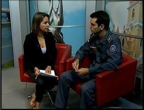 Corpo de Bombeiros fala sobre incêndio em supermercado - O incêndio foi em Coronel Fabriciano.