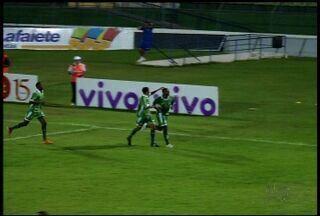 Icasa derrota Crato por 1 a 0. - Verdão agora está entre os quatro melhores colocados.
