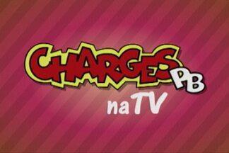 Charge PB TV - Comportamento e política no traço de Cristóvam Tadeu.