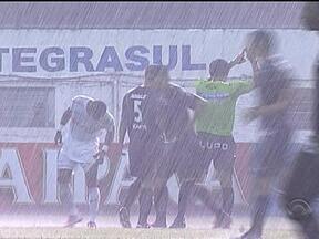 Além do São José, previsão do tempo também é preocupação do Caxias - Equipes se enfrentam pelas quartas de final do primeiro turno do Gauchão.