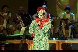 CD com cantos do Mamulengo do Cheiroso é lançado em Aracaju - CD com cantos do Mamulengo do Cheiroso é lançado em Aracaju
