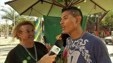 Torcedores sonham com Clássico-Rei na final da Copa do Nordeste - Para a torcida alvinegra e a tricolor, o legal seria ver Ceará e Fortaleza decidindo o Nordestão.