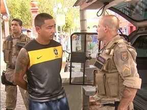 Traficantes são presos nesta sexta-feira em Florianópolis - Um dos principais traficantes de Florianópolis é preso nesta sexta-feira.