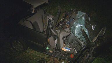 Seis pessoas morrem em acidentes nas estradas da região de Ribeirão Preto SP - Confira como foram as colisões que ocorreram entre sexta-feira e domingo.