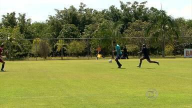 Cruzeiro trabalha forte durante o fim de semana - Time entrou em campo duas vezes no mesmo dia.