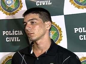 Bandido acusado de participar da morte de sargento é preso - Rodrigo Silva dos Santos, conhecido como Moranguinho, também é apontado pela polícia como um dos líderes de uma quadrilha na Ilha do Governador.