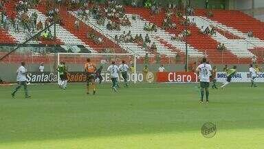 Caldense perde para o América em jogo pelo Módulo I do Campeonato Mineiro - Caldense perde para o América em jogo pelo Módulo I do Campeonato Mineiro
