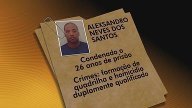 Quinto acusado de assassinar Jennifer Kloker é condenado a 26 anos de prisão - Alexsandro Neves do Santos foi apontado como autor dos disparos que mataram a turista alemã.