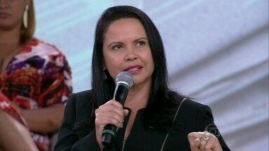 Delegada comenta os crimes praticados pelos golpistas - Claudia destaca a importância de denunciar os crimes antes que expirem