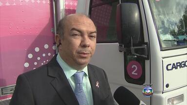 Unidades móveis para fazer mamografia vão percorrer o Recife a partir desta sexta - Exames serão feitos de graça e podem identificar o câncer de mama, um dos mais comuns.