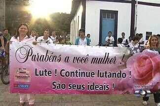 Dia Internacional da Mulher é comemorado em praça de Aparecida de Goiânia, em Goiás - Veja quais as atividades culturais que vão acontecer na Praça da Matriz, em Aparecida de Goiânia.