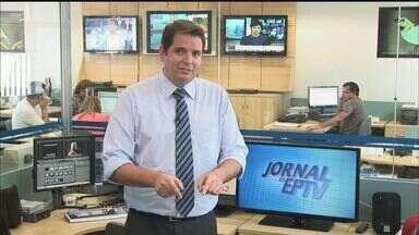 Chamada Jornal da EPTV 08/03 - Chamada Jornal da EPTV 08/03