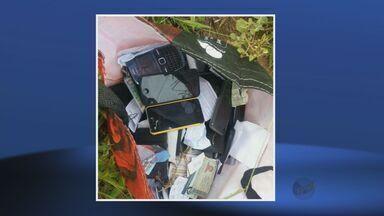 Vítima consegue rastrear e recuperar objetos roubados em assalto em Pouso Alegre - Vítima consegue rastrear e recuperar objetos roubados em assalto em Pouso Alegre