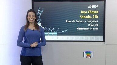 Veja as dicas da agenda cultural para o fim de semana - Ana Paula Torquetti dá as dicas de programação para o fim de semana.