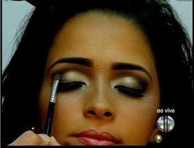 Dia das mulheres: aprenda a fazer uma bela maquiagem - E ficar linda o dia inteiro.