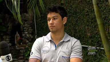 Lucca fala sobre recuperação e expectativa de virar ídolo no Cruzeiro - Lucca fala sobre recuperação e expectativa de virar ídolo no Cruzeiro