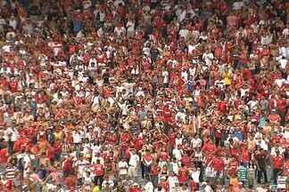 Vila quer superar Goiás em campo e nas arquibancadas - Diretoria do Tigre aposta que colorados serão maioria no clássico de domingo.