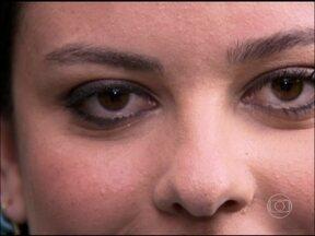 Quer ficar linda como a Ayla de 'Salve'? Saiba como se maquiar - Veja o passo a passo e aprenda os truques de beleza da filha de Sarila