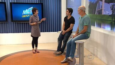 """Peça """"Em nome do jogo"""" está em cartaz no fim de semana em Belo Horizonte - Os atores Marcos Caruso e Erom Cordeiro contam um pouco sobre o trabalho que já está há 10 meses em cartaz."""