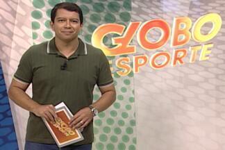 Assista à íntegra do Globo Esporte desta sexta-feira (08.03.13) - Nesta edição, confira a preparação do Botafogo-PB para a segunda fase do Campeonato Paraibano. E mais: no Dia Internacional da Mulher, uma assistente paraibana fala sobre sua carreira no futebol.