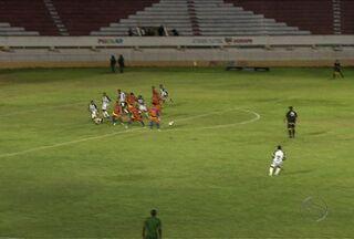 Socorrense vence o Lagarto pelo Sergipão - Jogando no Batistão, os dois times do interior se enfrentaram e o Socorrense com a vitória pulou de quinto lugar na tabela para a vice-liderança. Confira como foi o jogo que teve o placar de 1 a 0