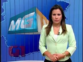 Confira os destaques do MGTV 2ª edição de Uberlândia e região - Acidente entre carro e ônibus deixa cinco feridos. Bomba de posto de combustíveis é interditada.