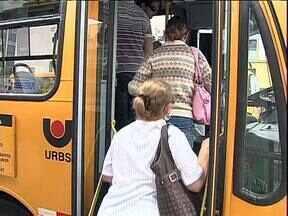 Governo do Estado vai zerar o ICMS sobre o diesel usado nos ônibus - Mas o que pesa mais no preço da passagem é a mão de obra.