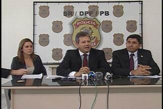 JPB2JP: Polícia Federal apreende documentos na Operação Premier - Denúncia de desvio milionário de recursos numa prefeitura da Paraíba.