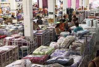 Crescem vendas do setor de cama, mesa e banho em Sergipe - Uma pesquisa nacional revela que o setor de cama, mesa e banho cresceu 70% nos últimos anos. Aquecimento na economia reflete em mais contratações e no desenvolvimento da indústria.